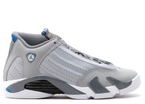 Authentic Air Jordan 14 Retro Cool Grey