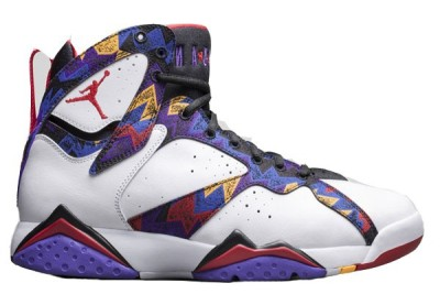 Authentic Air Jordan 7 Retro Bright Concord