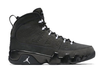 Authentic Air Jordan 9 Retro Anthracite