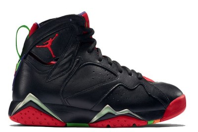Authentic Air Jordan 7 Retro Marvin The Martian