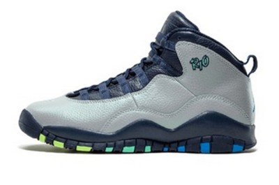 Authentic Air Jordan 10 Retro Rio