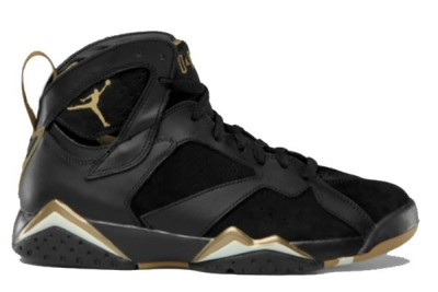 Authentic Air Jordan 7 Retro Gold Medal