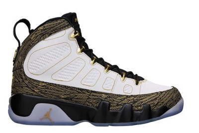 Authentic Air Jordan 9 Retro Doernbecher