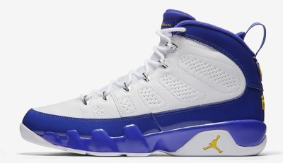 Authentic Air Jordan 9 Retro Tour Yellow