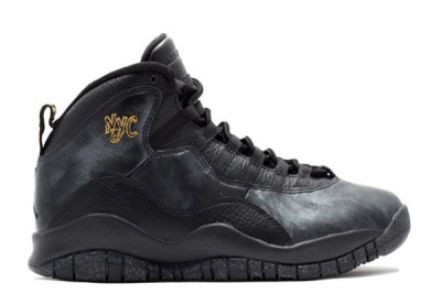 Authentic Air Jordan 10 Retro NYC