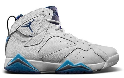 Authentic Air Jordan 7 Retro French Blue
