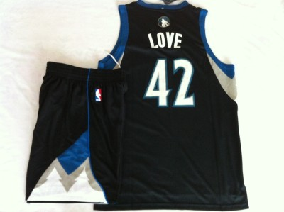 Timberwolves #42 suit