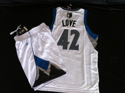 Timberwolves suit $42 white