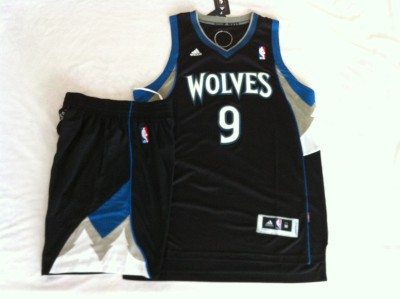 Timberwolves #9 suit