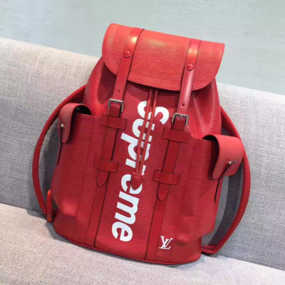 Supreme X LV Backpack Red