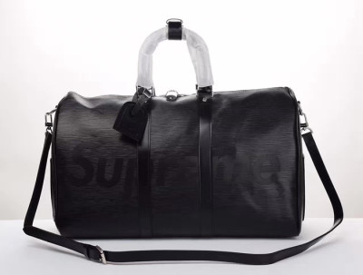 Supreme X LV Travel bag Black