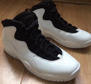 Authentic Air Jordan 10s Steel 2018