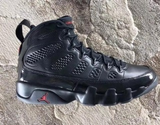 Authentic Air Jordan 9s OG Bred 2018