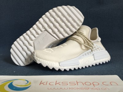 "Pharre11 x NMD Hu Trail ""Blank Canvas"""