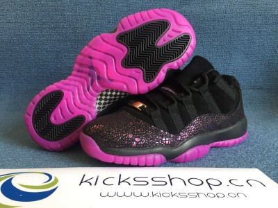 "Authentic Air Jordan 11 Low ""Rook To Queen"""