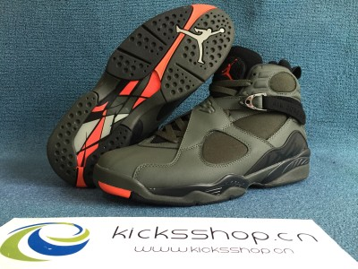 Authentic Air Jordan 8 Retro Undefeated Take Fligh