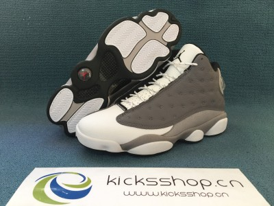 "Authentic Air Jordan 13 ""Atmosphere Grey"""
