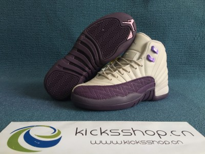 "Authentic Air Jordan 12  ""Grape"""