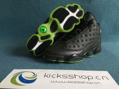 "Authentic Air Jordan 13 ""Altitude"""