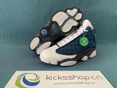 Authentic Air Jordan 13 Retro Flint
