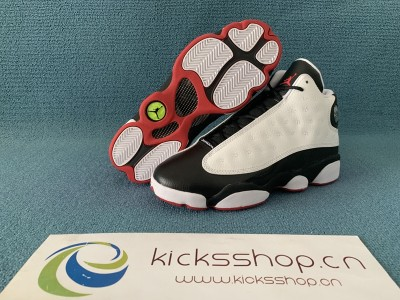 Authentic Air Jordan 13 Retro BG GS He Got Game