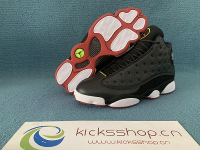 Authentic Air Jordan 13 Retro Playoffs