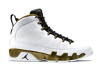 Authentic Air Jordan 9 Retro The Spirit