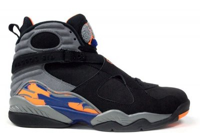 Authentic Air Jordan 8 Retro Phoenix Suns