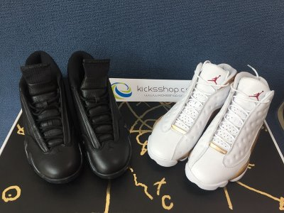 Authentic Air Jordan 13+14 DMP with original box