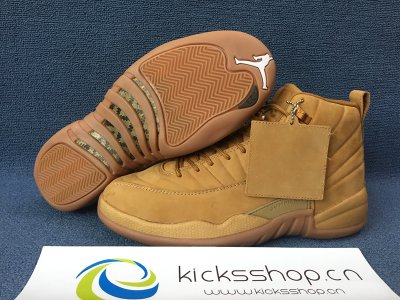 Authentic Air Jordan 11 Retro Wheat