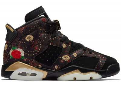 Authentic Jordan 6s Chinese New Year