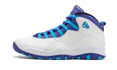 Authentic Air Jordan 10 Retro Charlotte
