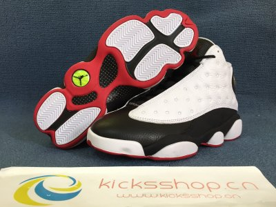 "Authentic Air Jordan 13 ""He Got Game""2018"