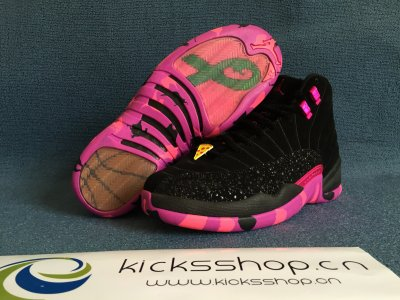 Authentic Air Jordan 12s Doernbecher