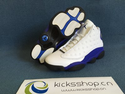 Authentic Air Jordan 13s Hyper Royal