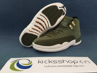 "Authentic Air Jordan 12 ""Chris Paul Class of 2003""(""Graduation Pack"")"