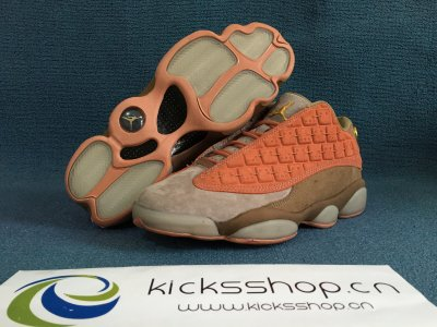 Authentic CLOT x Air Jordan 13 Low