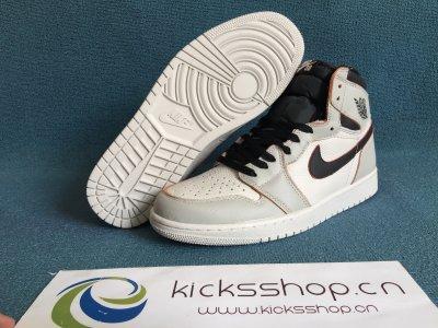 "buy popular aad28 a4d26 Authentic Nike SB x Air Jordan 1 Retro High OG ""Light Bone"""