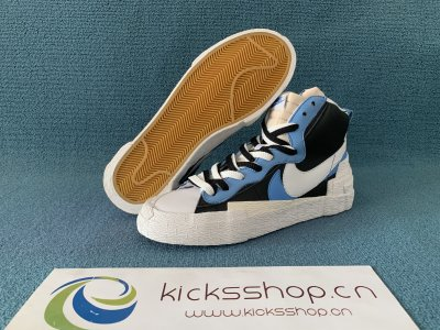 Authentic Sacai x Nike Blazer Mid