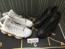 Authentic Air Jordan 14+13 DMP White Original Box