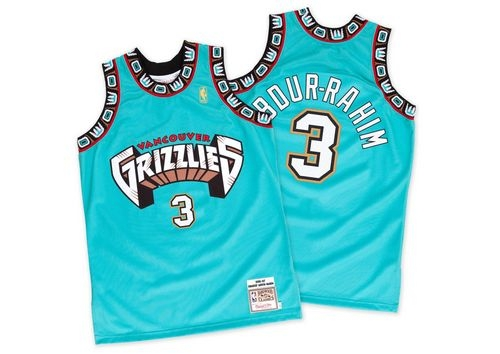 purchase cheap e019f bd99f memphis grizzlies throwback jersey