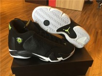 Authentic Air Jordan 14 Retro Indiglo