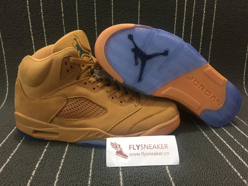 Air Jordan 5 Retro wheat