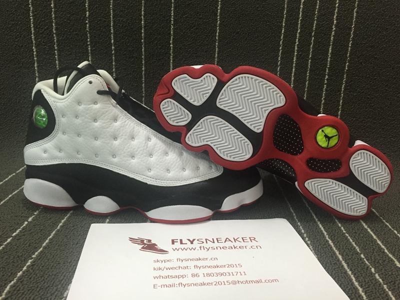 best service 3a988 922af Nike Pair Air Jordan 13 Retro He Got Game