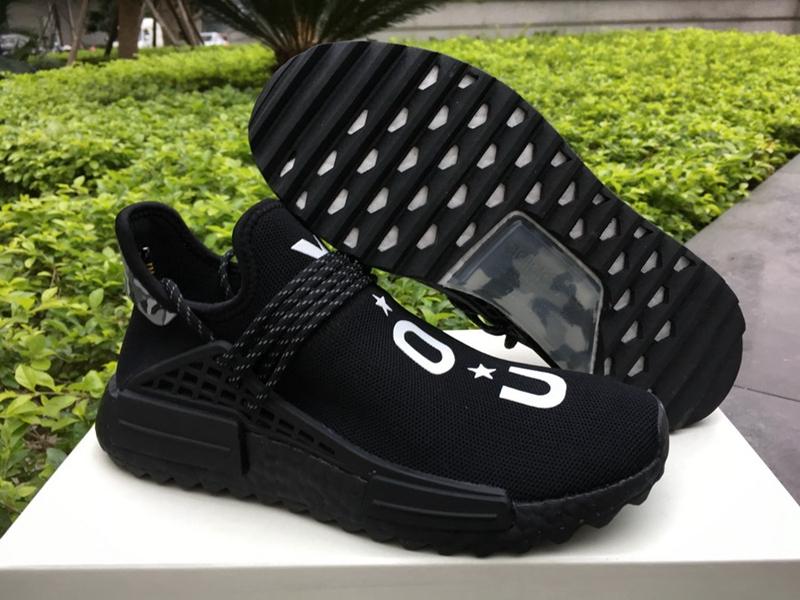 best loved a1695 34c6d Adidas NMD Trail Human Race HU Pharrell NERD