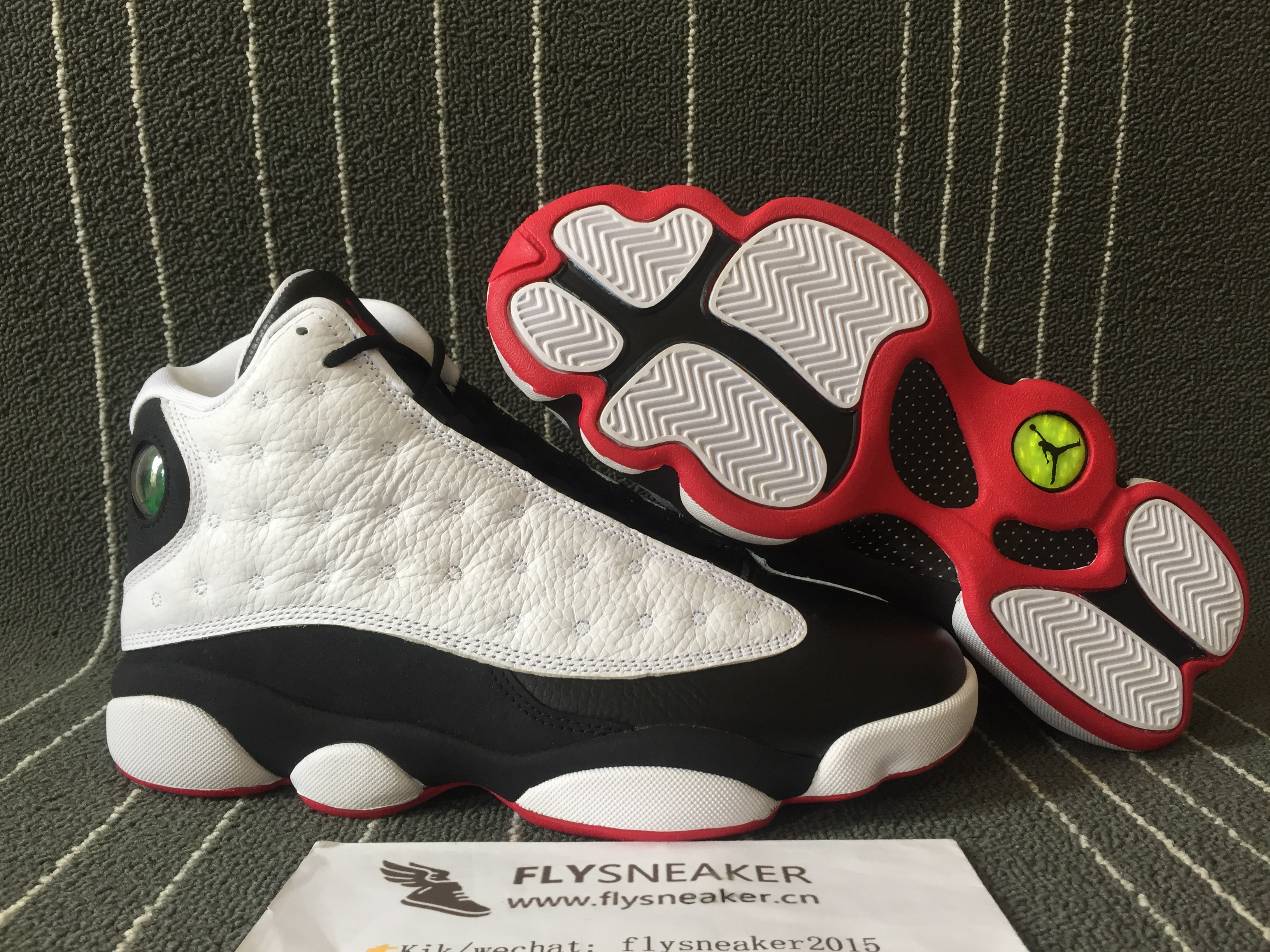 "hot sale online 56855 fdf09 Air Jordan 13 ""He Got Game""2018"