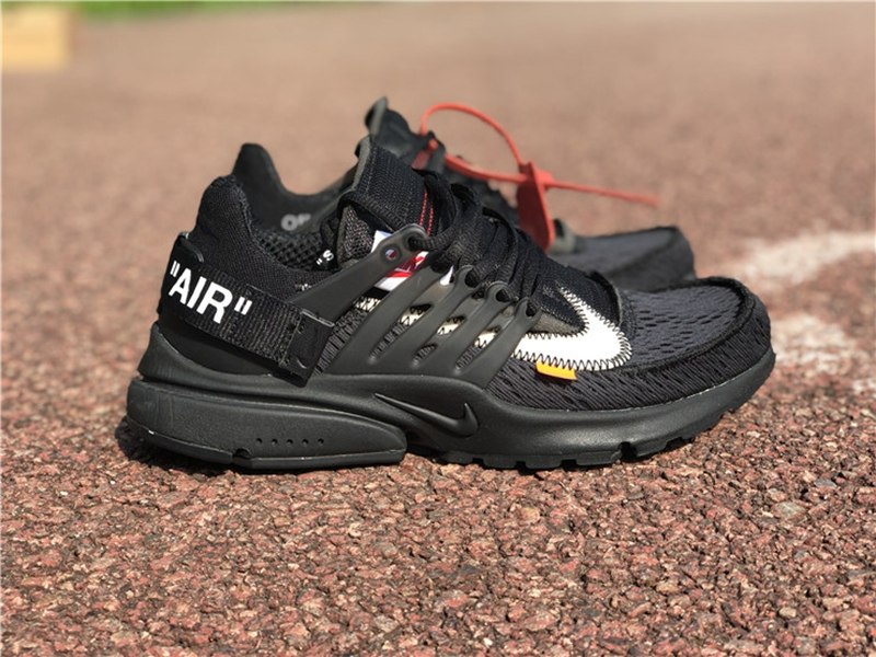 b835311c42b Free shipping US  150 - OFF-WHITE x Nike Air Presto 2.0 black - www ...