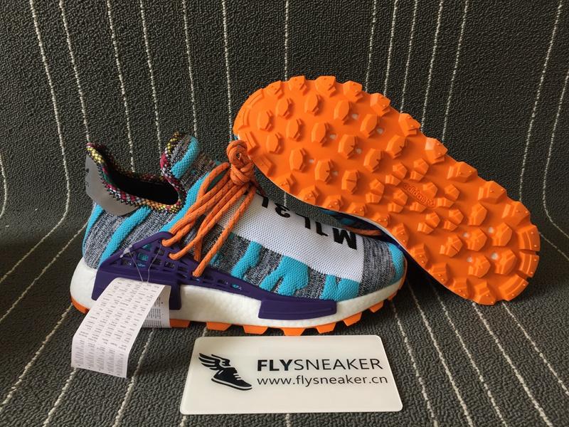 "info for 949f5 56dcf Pharrell Williams x adidas Originals Hu NMD Trail ""SOLARHU"". Loading zoom"