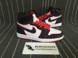 "Authentic Air Jordan 1 ""Meant To Fly"