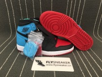 Authentic Air Jordan1 High OG  UNC TO CHICAGO